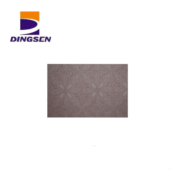 Good Wholesale Vendors Home Decoration Pvc Ceiling Panel - laminate mold resistant wall panelsdecorate wall panel-6 – Dingsen