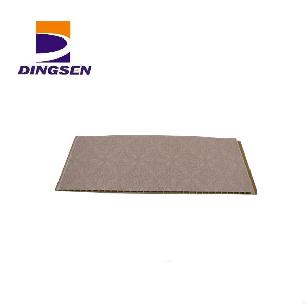 Manufacturer of Pvc Wall Panel With Tongue And Groove - laminate mold resistant wall panelsdecorate wall panel-6 – Dingsen