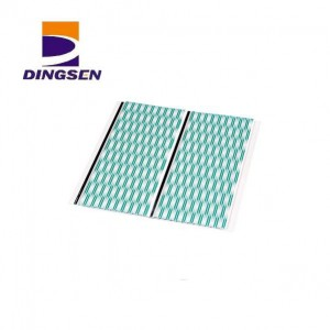 High Quality Nije design Of Plastic PVC Wall Panel DS004