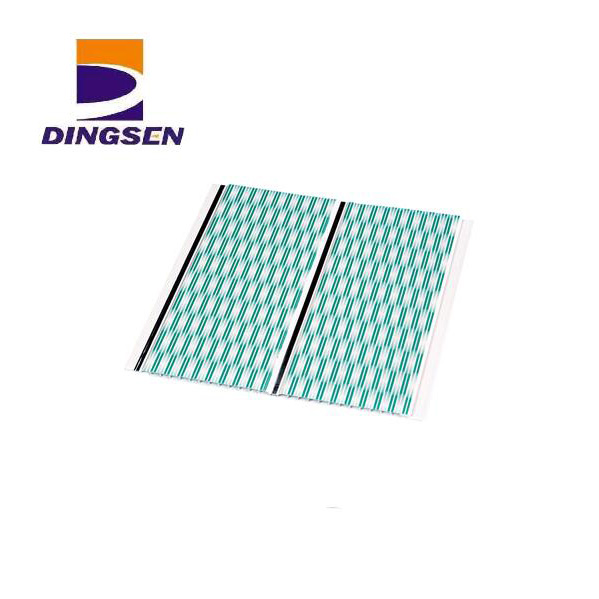 Discountable price Interlocking Pvc Ceiling Panels - High Quality New design Of Plastic PVC Wall Panel DS004 – Dingsen