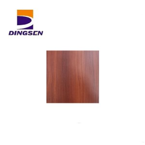 2017 New Style Bathroom Pvc Ceiling Panel Cladding - wall paneling waterproof board popular design-2 – Dingsen