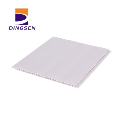 30cm Hot Stamping Pvc Panels For Decorative Plastic Tiles Design
