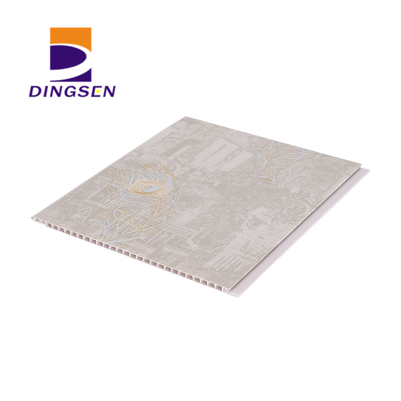 30cm Hot Stamping Pvc Panels For Decorative Plastic Tiles Design Featured Image