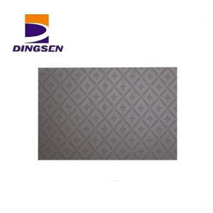 Cheap PriceList for Bathroom Wall Cladding Pvc Panels - wall paneling waterproof board popular design-1 – Dingsen