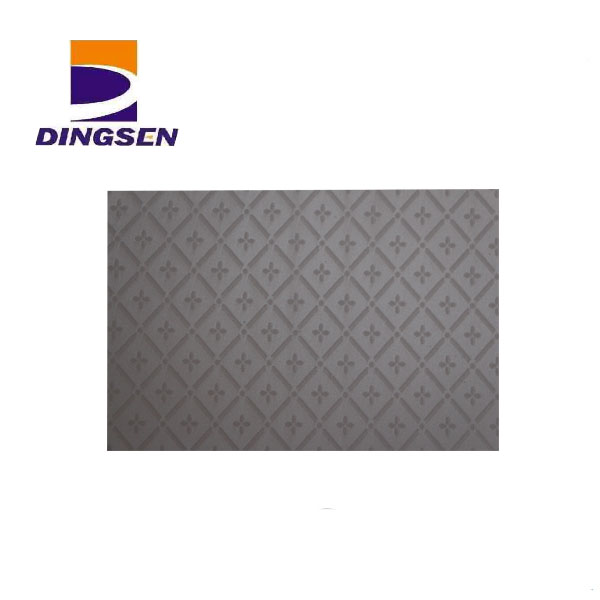 Factory wholesale 25cm Interior Decorative Pvc Wall Panel - wall paneling waterproof board popular design-1 – Dingsen