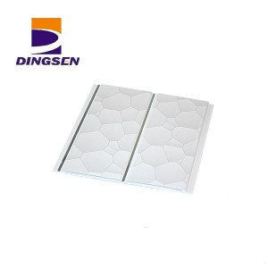 PriceList for Wooden Designs Pvc Wall Panel - wall panel decorative ceiling access panel plastic ceiling panel DS014 – Dingsen