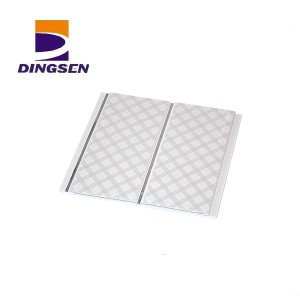 factory low price Mobile Home Ceiling Panel - wall panel decorative ceiling access panel plastic ceiling panel DS015 – Dingsen