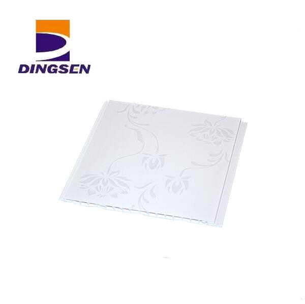 Renewable Design for Pvc Laminated Wall Panel - wall panel decorative ceiling access panel plastic ceiling panel DS018 – Dingsen